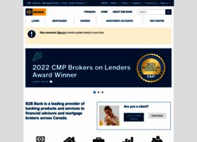 b2bbank.com