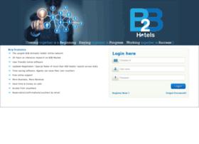 b2bhotels.co.in