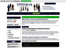b2blistings.org