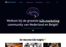 b2bmarketeers.nl
