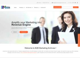 b2bmarketingarchives.com