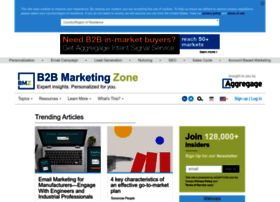 b2bmarketingzone.com