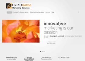 b2bonlinemarketingservices.com