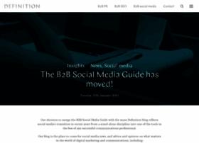 b2bsocialmediaguide.com
