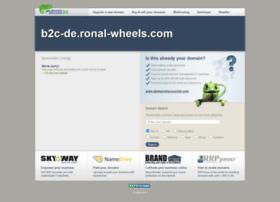 b2c-de.ronal-wheels.com