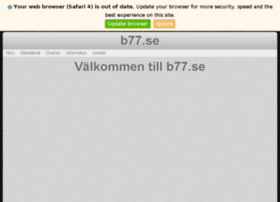 b77.se