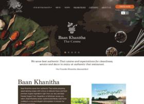 baan-khanitha.com