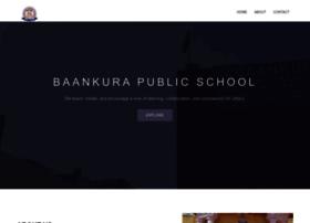 baankurapublicschool.com