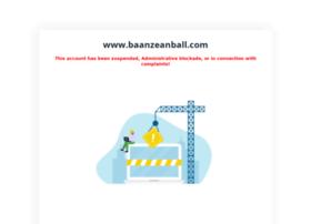 baanzeanball.com