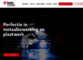 baas-metaal.nl