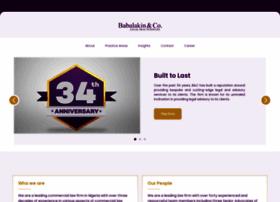 babalakinandco.com