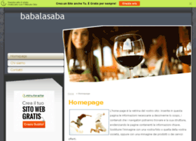 babalasaba.oneminutesite.it