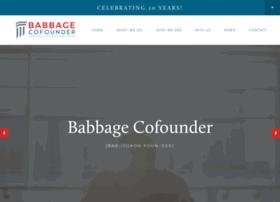 babbagecofounder.com