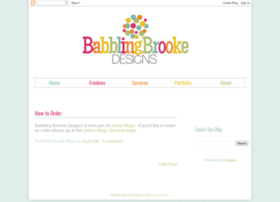 babblingbrookecustomblogs.blogspot.com