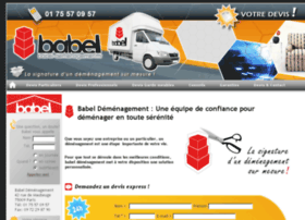 babel-demenagement.fr