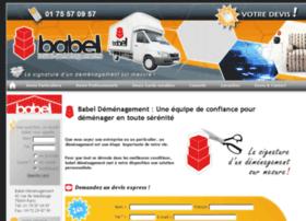 babel-demenagement.fr