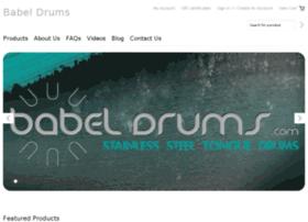 babeldrums.com