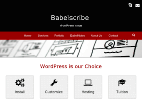 babelscribe.co.nz