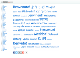 babelx.net