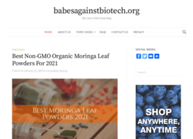 babesagainstbiotech.org