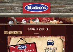 babeschicken.com