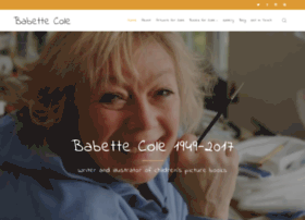babette-cole.co.uk