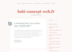 babi-concept-web.fr