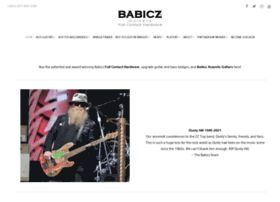 babiczguitars.com