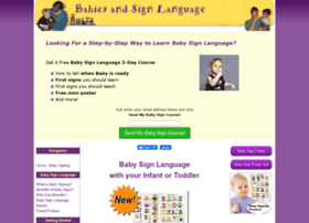 babies-and-sign-language.com