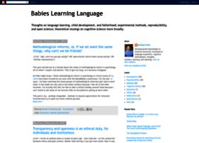 babieslearninglanguage.blogspot.com