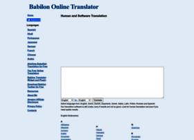 babilon-translator.com