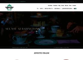 babingtons.com