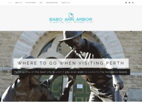 baboannarbor.com
