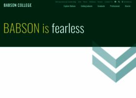 babson.edu