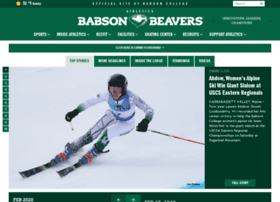 Babsonathletics.com