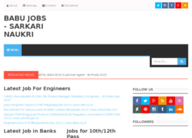 babu-jobs.blogspot.in