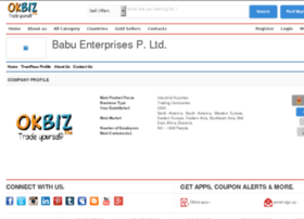 babuentreprises.okbiz.co.uk