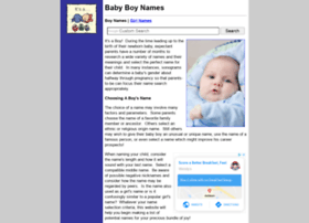 baby-boy-names.org