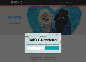 baby-g.com