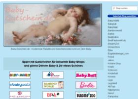 baby-gutschein.de