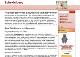 baby-kleidung.info