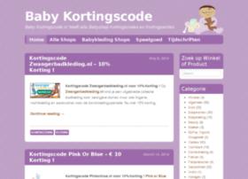 baby-kortingscode.nl