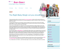 baby-shop-in-melbourne.doomby.com