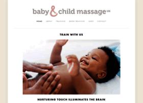 babyandchildmassage.co.uk