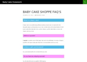 babycakeshoppe.com