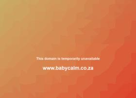 babycalm.co.za