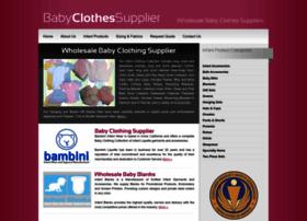 babyclothesmanufacturer.com