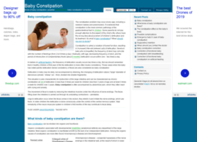 babyconstipation.org