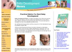babydevelopmentnews.com