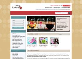 babyfavors.com